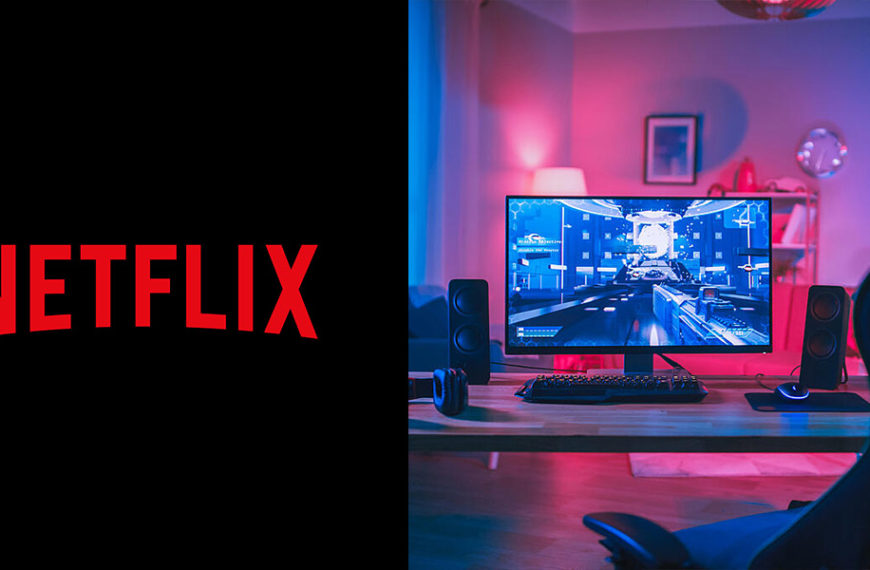Netflix Will Offer Video Games In The Future