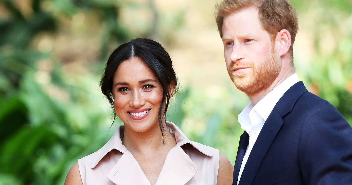 Prince Harry and Meghan Markle Team Up with Netflix