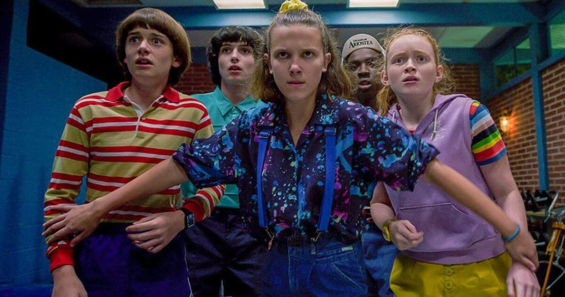 We'll reportedly see more siblings of Eleven in Stranger Things season 4