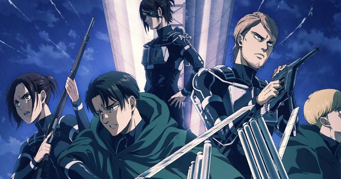 Attack on Titan Concert Date and Details