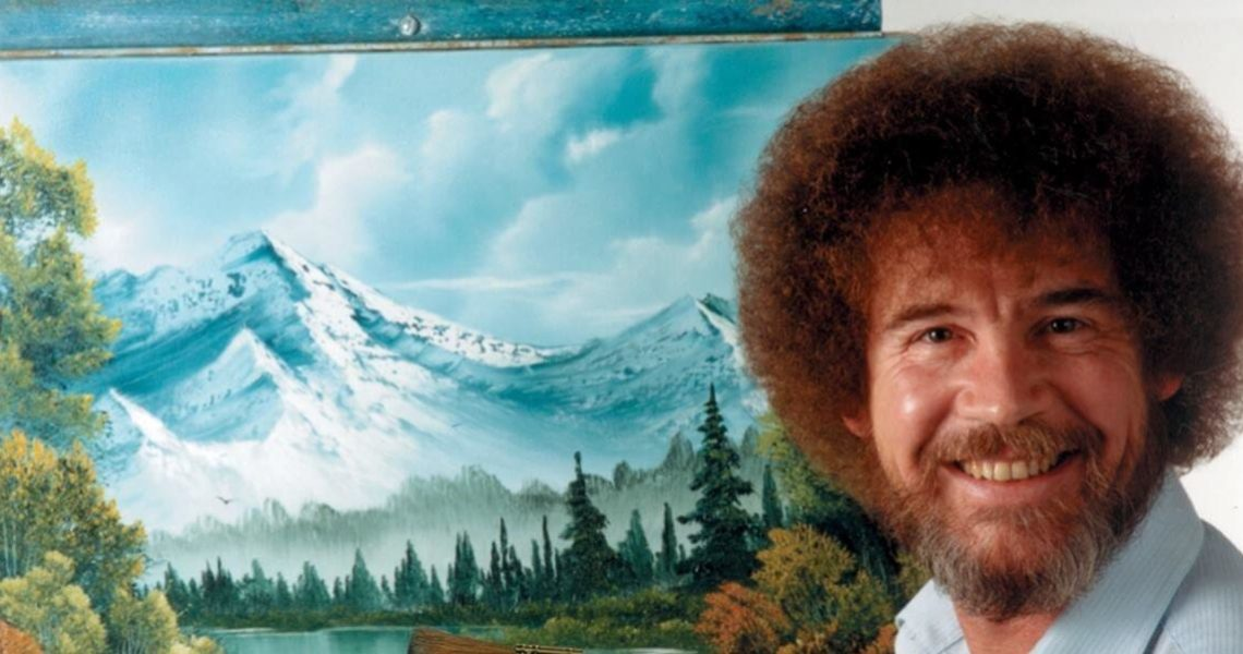 Netflix shares a iconic trailer with a release date for Bob Ross documentary