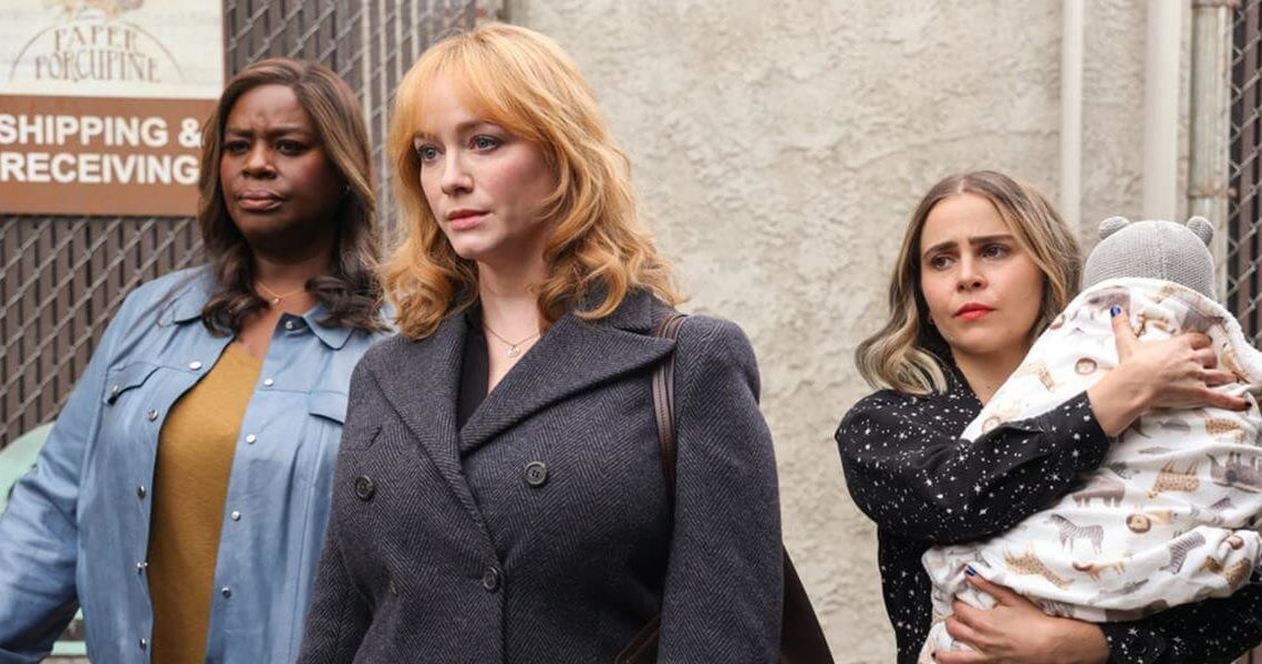 What is the Netflix release date of Good Girls season 4?