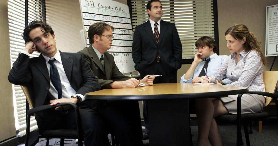Is The Office Streaming on Netflix USA?
