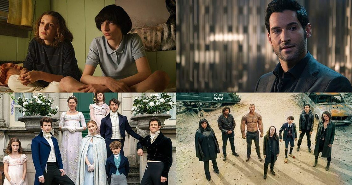 Which popular series are not coming to Netflix in August 2021?