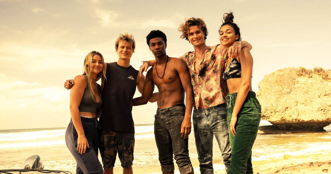 Outer Banks Season 2 Behind the Scenes Bloopers Video Released