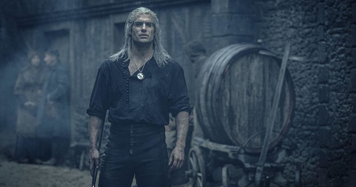 The Witcher star Henry Cavill talks about his recovery from that injury