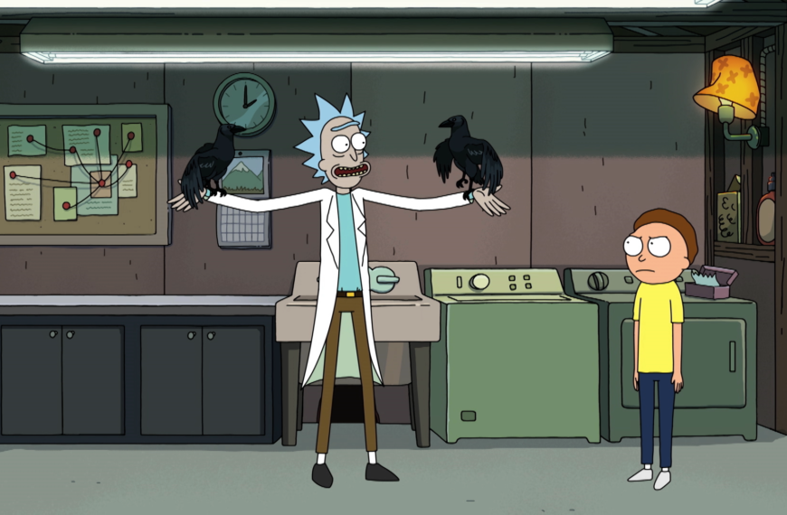 Where to Watch Rick and Morty Season 5? Is It Available on Netflix?