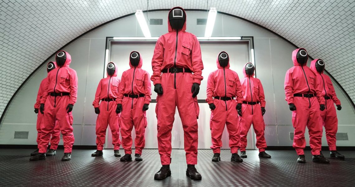 After Money Heist, Squid Game Jumpsuit Is the New Vogue Costume