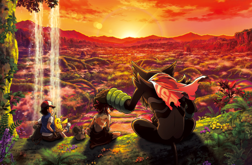 Pokemon the Movie: Secrets of the Jungle – When Is It Coming to Netflix and All Other Details