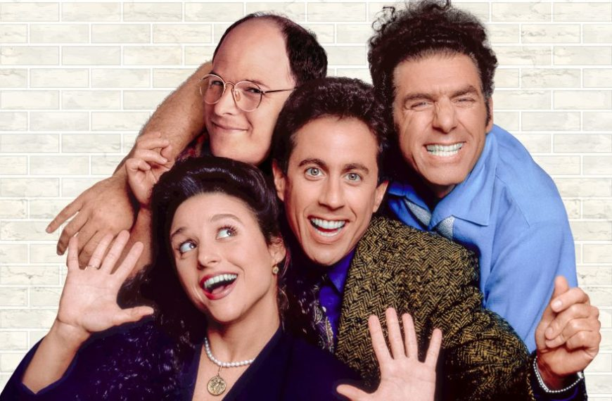 All 180 Episodes of Seinfeld to Hit Netflix on October 1