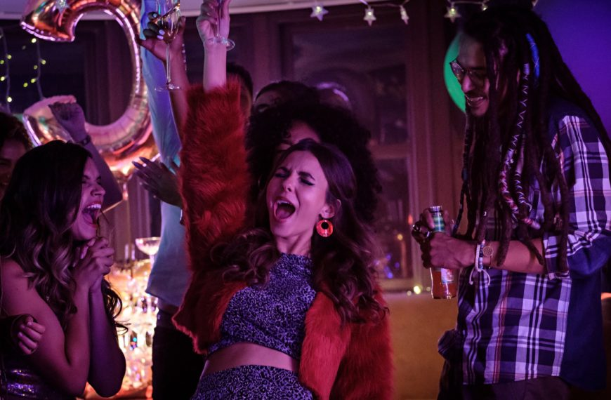 Review: Afterlife of the Party (Netflix)- 2021: One for Those in the Mood for a Sentimental Ride