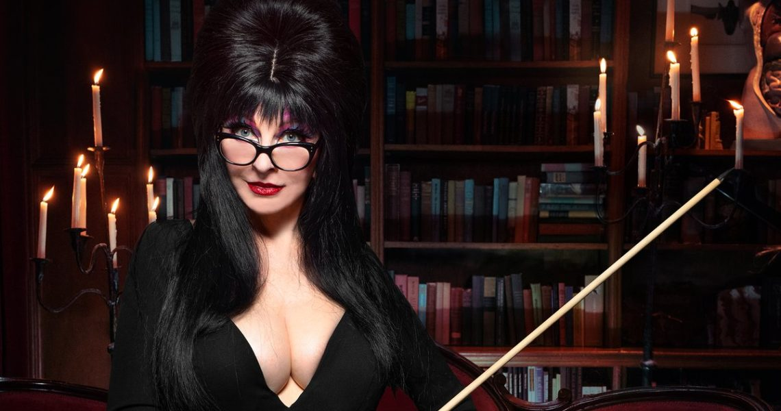 Dr. Elvira Recommends Scream Therapy for Netflix and Chills