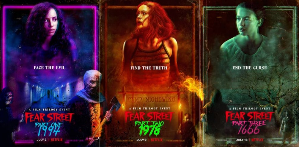 WATCH: Fear Street Cast Reacts to the Best Death Scenes in the Trilogy