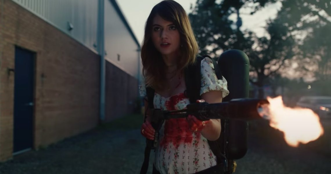 The Splattering Trailer Is Actually a Fun Publicity Gimmick for Locke and Key Season 2