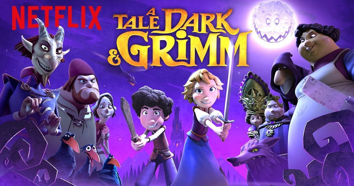 What Is A Tale Dark & Grimm Netflix? Is It Really Dark and Grimm?