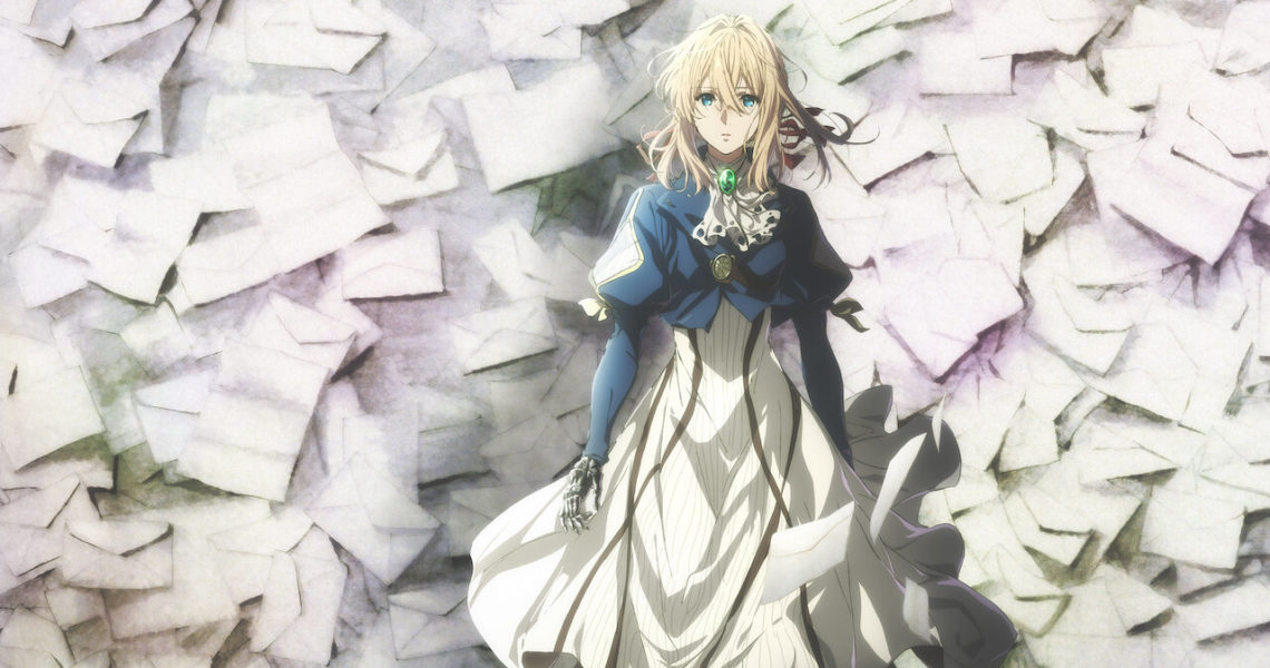 Violet Evergarden The Movie: Everything You Need to Know
